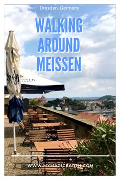 Meissen is a picturesque town including the impressive castle. It is famous for the manufacture of porcelain and surrounded by vineyards of the Elbe valley. Check out this Porcelain City Walking Tour.  #meissen #meißen #meissenoldcity #altestadt #germany #dresden #porcelain #europe #elbe #traveltips #travelblogger #destination #daytrips #weekendtrip #德国 #Deutschland #roadtrip #thingstodo #familywithkids #familytravel Family Travel, Fun Travel, Travel Tips, Dresden Porcelain, Travel General, Hiking Photography, Europe Holidays, Beautiful Places To Visit, Weekend Trips