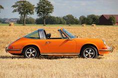 porsche 911 Orange - Google Search