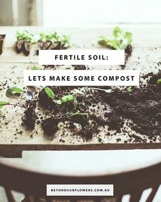 Inspirational Composting In An Apartment Balcony