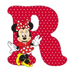 Mouse Alphabet R Mickey Mouse Letters, Minnie Mouse Images, Minnie Y Mickey Mouse, Disney Letters, Theme Mickey, Disney Alphabet, Mickey Mouse Clubhouse, Mickey Mouse Birthday, Mickey Mouse Wallpaper