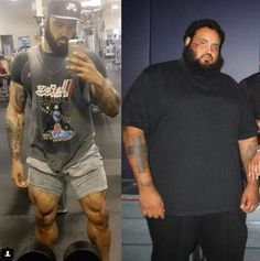 Pascal Brocco is a man on a mission to inspire others through his weight-loss journey. This is one of those transformation that are hard to believe. See how he did it!