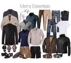 Men´s Essentials