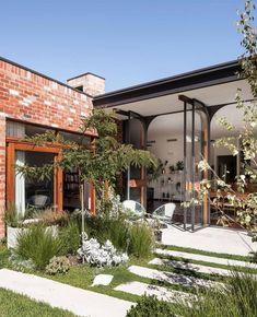 Australian Architecture, Australian Homes, Architecture Awards, Architecture Design, Indoor Outdoor, Outdoor Living, Outdoor Decor, Australian Native Garden, Dream Garden