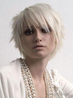 New Modern Short Hairstyles For Women 2013