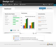 Web App UI ( Dashboard ) Design by Design My Template LLP , via Behance