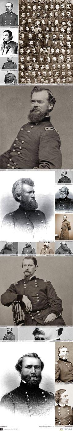 Civil War Generals - Union