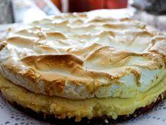 #Lemonpie de Omi Gretchen. #foodtravel #foodies #foodnetwork #germanbakery #pasteleríaalemana #backstube #reposteríasana #alimentaciónsana