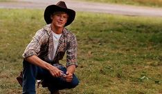 Lucas Till..Or any good looking cowboy that happens to be a Gentleman too <3