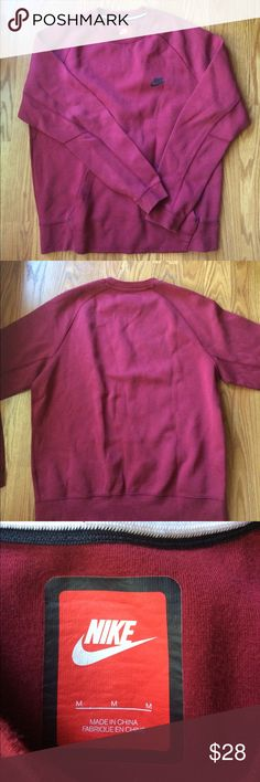 Like new Nike sweatshirt In excellent condition no wear or tears, never really worn it Nike Jackets & Coats