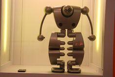 Robot by SpencerLiu, via Flickr