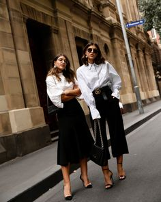We've found some of the best workwear appropriate pieces to get you from desk to dinner. Gone are the days where workwear was Best Workwear, Workwear Fashion, Office Fashion, Corporate Fashion, Current Fashion Trends, Androgynous Fashion, Cute Blouses, Work Wear, Style Inspiration