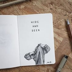 sometimes all you need is to cozy up with a cup of hot tea and enjoy some quiet time alone 🍵 Art Drawings Sketches Simple, Dark Art Drawings, Pencil Art Drawings, Bullet Journal Art, Art Journal Pages, Notebook Art, Art Diary, Arte Sketchbook, Fantasy Paintings