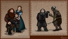 The Hobbit: Fanbook Contribution by wolfanita on DeviantArt