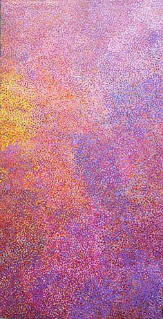 Mungil by Véronica Lulu Indigenous Australian Art, Painting & Drawing, Encaustic Painting, Aboriginal Painting, Haida Art, Maori Art, Chalk Pastels, Yellow Painting, Linocut Prints