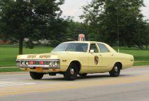1972 Dodge Polara - Maryland State Police