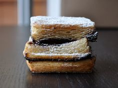 "First Look: Craftsman & Wolves, San Francisco: ""Chocolate Croissant Stack"""