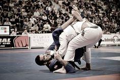 Carcará in action at 2009 Jiu-Jitsu World Championship