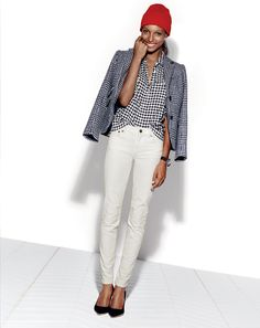J.Crew / A Very Secret Pinterest Sale: 25% off any order at jcrew.com for 48 hours with code SECRET.