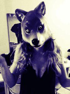 (5) animal mask | Tumblr
