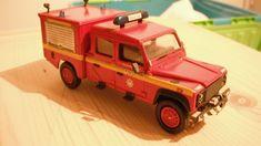 LAND ROVER 130 FIRE & RESCUE HARTS MODELS (NO BOX) RARE   Toys & Games, Diecast & Vehicles, Cars, Trucks & Vans   eBay!