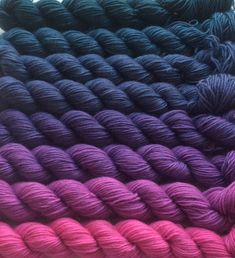 Composition: 100% Merino wool luster Yardage: 100 g. (3.5 oz)/400m(435y.) Each skein is 25gr-100m. (109y) Total hanks in the set -8 (200g) This is very soft extra fine yarn great for knitting socks, shawls, stoles or other garments worn close to your skin. I am trying to make my photo as