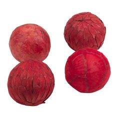 Red Decorative Balls Ikea  Somlig Decoration Ball You Can Arrange The Decorative