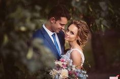 Жених и невеста. Свадебное фото
