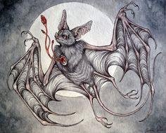 Nocturne by CaitlinHackett.deviantart.com on @DeviantArt