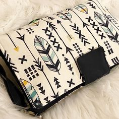Excited to share this item from my shop: Diaper clutch / diaper tote / disper mini bag / arrow / Boho / baby gift / baby essentials / gender neutral Diaper Clutch, Diaper Bag, Shape And Form, Boho Baby, Changing Pad, Baby Essentials, Gender Neutral, Mini Bag, Arrow