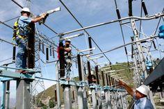 Sectores de Guacara quedarán sin servicio eléctrico este sábado