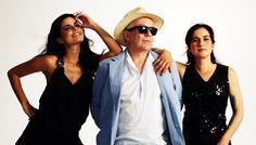 """O trio baiano-carioca apresenta em Salvador o repertório de seu último álbum, """"Éolo""""."""