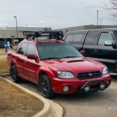 B Dover uploaded this image to 'Mobile Uploads'. See the album on Photobucket. Wrx, Impreza, Lifted Subaru, Subaru Baja, Colin Mcrae, Bull Bar, Car Pictures, Car Pics, Subaru Forester