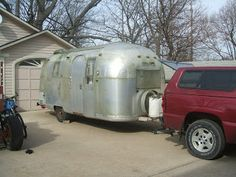 1958 Airstream Overlander 26 Indiana Home On Wheels