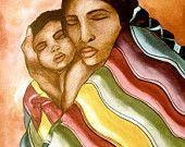 Artist Claudia Tremblay, Etsy  Guatemala