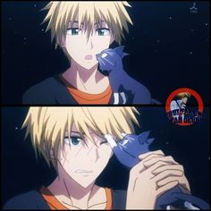 Usui and Cat .D
