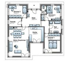 Bungalow AT129 floor_plans 0
