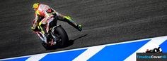 Valentino Rossi Timeline Cover 850x315 Facebook Covers - Timeline Cover HD