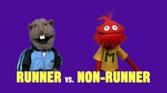 On a heart pounding episode of Glove and Boots, internet puppets Fafa the Groundhog and Mario point out many of the difference, and a few similarities, bet