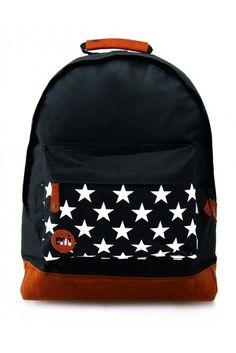 Kuprinė Stars Black | Backpack Stars Black