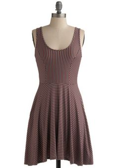 Season Cycle Dress in Summer Sunset, #ModCloth