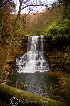 Cascade Falls in Giles County, VA photograph by Alisa Moody- check out her other photos!