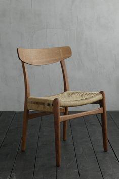 Chair CH23 Hans J Wegner - ITEM - HIKE | 1950年代を中心とした、ヨーローパ・北欧家具(中古家具・ヴィンテージ家具)の販売