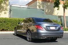 86 Best W205 Mercedes-Benz C-Class Mods, Upgrades, Info