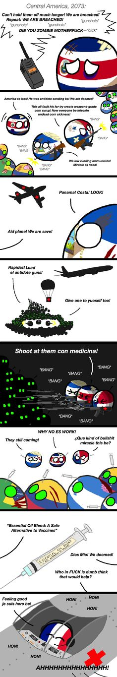 Wiggly mouse-drawn comics where balls represent different countries. Some Jokes, Military Humor, How To Make Comics, Fun Comics, What Goes On, Funny Relatable Memes, Hetalia, Funny Shit, Poland