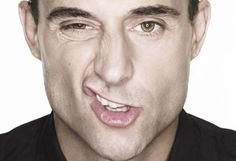 Mark Strong. I must slap the people who say he is not attractive.
