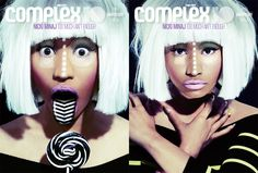 Nicki Minaj – Complex Magazine (April 2012)