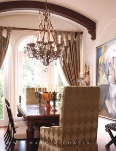 Delray Beach, FL | Marc-Michaels Interior Design, Inc.