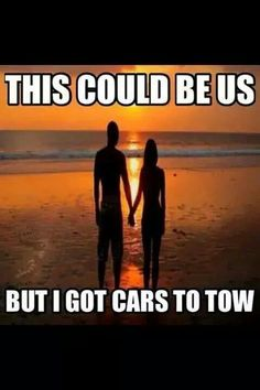 Familiar Tow Truck Driver, Towing Company, Towing And Recovery, Funny Pictures, Funny Pics, Funny Stuff, Dream Cars, Coastal, Trucks