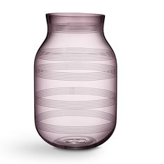 Enten denne eller den i størrelsen mindre - Kähler Omaggio vase stor blomme