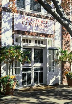Ina Garden's store: Barefoot Contessa (no longer in business though)